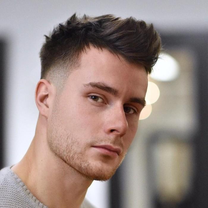 Corte de pelo hombre moda 2019
